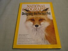 NATIONAL GEOGRAPHIC March 2011 DESIGNING THE PERFECT PET Living Fossil Fish BEES