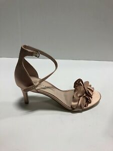 Chinese Laundry Remmy Womens Pump Heel Satin Nude US8 M