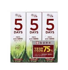 (LG) Sale di Bambu 5 giorni camomilla dentifricio (3 x 100g)
