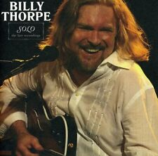Solo: The Last Recordings * by Billy Thorpe (CD, Apr-2007, 2 Discs, Liberation Music)