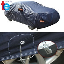 7 Layer Car Cover Sun UV Dust Snow Rain Resist Waterproof Protect with Lock A1