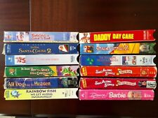 Kids Movies on VHS