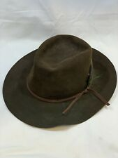 Vintage Cowboy Hat ~ 7 1/4 By Unknown Brand (22 3/4 Circumference) Fouquet