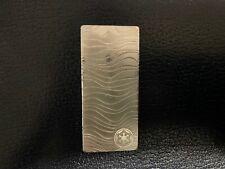 2021 $2 1oz Niue New Zealand Star Wars Mandalorian Beskar Bar Silver coin