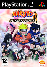 PS2-Naruto: Ultimate Ninja /PS2  GAME NEW