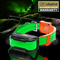 Dogtra Pathfinder TRX GPS-Only New Additional Dog Collar Green Tracking Hunting