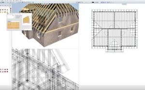 ALLPLAN All Add-In Dach | Holzbau Architektur Konstruktion | Add-In in Allplan