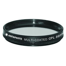 AGFA Multi-Coated Glass Circular Polarizing Filter (CPL) 86mm 86 APCPF86