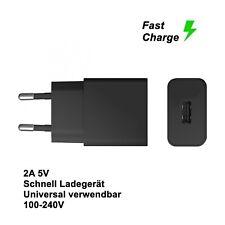 USB Schnell Ladegerät 5V 2A EU Stecker AC Charger Adapter #R1-A4
