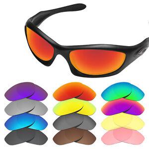 Tintart Replacement Lenses for-Oakley Monster Dog Sunglasses - Multiple Options