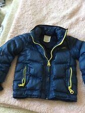 Diesel Boys Jacket Kids Coat Khaki Age 4 Years RRP £74.99