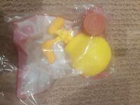 Looney Tunes Maccas McDonalds Tweety sealed happy meal toy yellow bird figure
