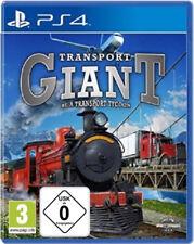 PS4 Transport Gigant Werde zum Transport Tycoon NEU&OVP Playstation 4