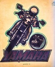 70's Yamaha Twin Special XS 1100 Motorcycle motocross vTg Orig t-shirt iron-on