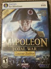 PC Video Game NAPOLEON: TOTAL WAR LIMITED EDITION