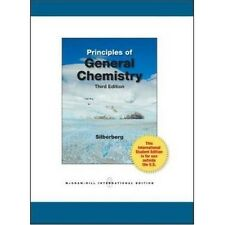 Principles of General Chemistry by Martin Silberberg (English)
