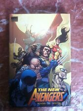 THE NEW AVENGERS VOL 6 FIRST PRINTING HARDCOVER NEAR MINT  (B22)