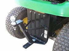 "Mower Towing Hitch 42"" 48"" 54"" Deck Craftsman LT1000 2000 YT3000 John Deere D140"