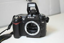 Nikon Nikon D D90 12.3 MP Digital SLR Camera - Black (Body Only)