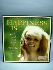 HAPPINESS IS....Up, Up and Away with the Happy Hits of Today 1970 Boxed Set 78LP