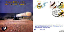 Golden Jubilee Belgian Air Force Hercules cover. Flown in Lockheed Hercules