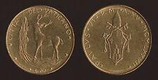 VATICANO - 20 LIRE 1977 - PAOLO VI FDC/UNC FIOR DI CONIO
