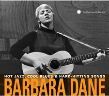 Barbara Dane - Hot Jazz Cool Blues & Hard-hitting Songs [New CD]