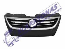 VW PASSAT CC 2008 - 2011 NEW FRONT GRILL GRILLE GRILLS CHROME WITH SENSOR HOLES