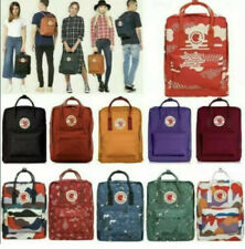2020Classic canvas Unisex Kanken Backpack Travel Shoulder School Bags 7L/16L/20L