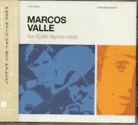 Marcos Valle for Café Après-midi JAPAN CD with OBI TOCP-65812