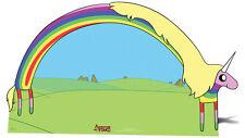 LADY RAINICORN Adventure Time sagome di cartone a grandezza naturale Ritaglio/stand up Cartoon Network