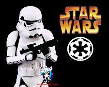 SCI-FI Movie Star Wars StormTrooper 1/6 Figure Vinyl Model Kit New Gun Part 11in
