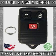 NEW FORD F150 F250 F350 KEYLESS ENTRY REMOTE FOB WITH NEW BATTERY - HIGH QUALITY