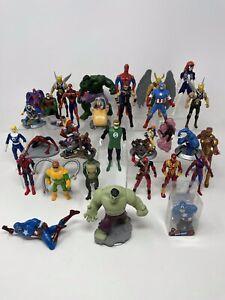 Vintage Marvel Superhero Action Figure Toy Lot! Spider-Man, X-Men, The Avengers