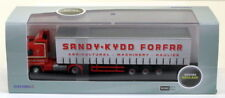 Oxford Diecast 1/76 Scale 76S143004 - Scania 143 Short Curtainside Sandy Kydd