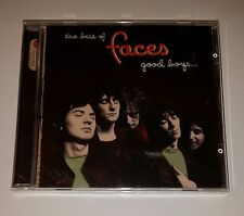 Faces - Best of (Good Boys When They're Asleep, 2009) New And Sealed CD