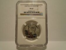1964 Kennedy Half Dollar NGC Proof 65 Accent Hair