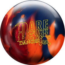New Rotogrip Dare Devil Danger Bowling Ball | 1st 16#1oz Top 2.56oz Pin 3-3.5""