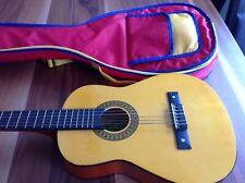 "Vintage Acoustic Skylark Brand Guitar (30"")"