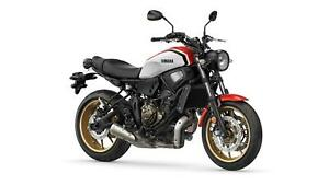 NEW Yamaha XSR700 ABS 2021 £7699 Free Tracker delivery available