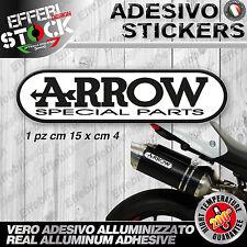 Adesivo / Sticker ARROW SBK SUZUKI HONDA SUZUKI KAWASAKI KTM EXAUST 200°gradi
