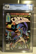 Marvel Spotlight #9 - CGC 9.6 NM+ 1st appearance of Mister E
