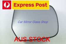 RIGHT DRIVER SIDE MAZDA BT-50 2006-2011 MIRROR GLASS WITH BASE