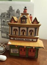 New ListingDept 56 Dickens Village Series - 1989 Theatre Royal #55840 Retired