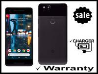 Google Pixel 2XL 128GB Factory Unlocked T-Mobile AT&T Verizon A B WEAK PIXELS