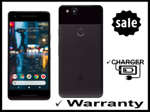 Google Pixel 2 / 2XL 64GB Factory Unlocked T-Mobile AT&T Verizon Sprint Cricket