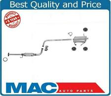100% New Muffler Exhaust System Made in USA for Geo Metro 1.0L 1.3L 2 Door 98-01