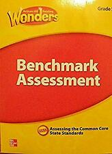 NEW WONDERS GRADE 2 BENCHMARK ASSESSMENT BOOK Softcover