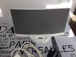 Bose SoundDock Series 1 iPod Speaker Dock White