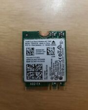 Intel Dual Band Wireless-AC 7265 802.11ac 7265NGW 00JT535